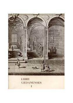 Libri Gedanenses I