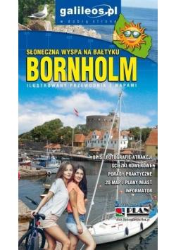 Przewodnik ilust. z mapami - Bornholm