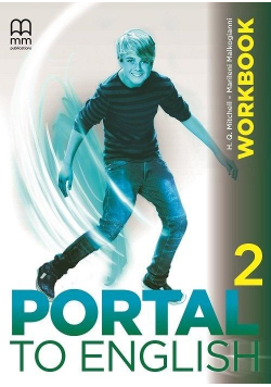 Portal to English 2 WB + CD MM PUBLICATIONS