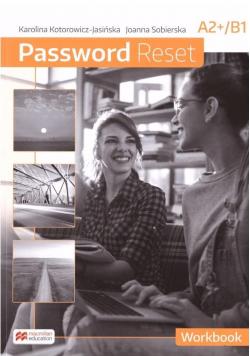Password Reset A2+ / B1 WorkBook