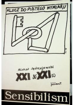 Klucz do piątego wymiaru plus autograf Jędrzejewskiego