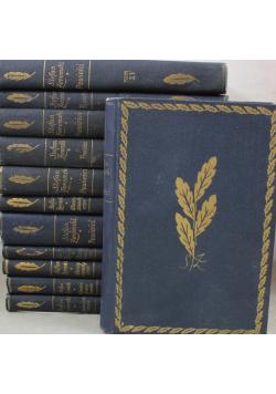 Żeromski utwory 12 tomów  1929 r.