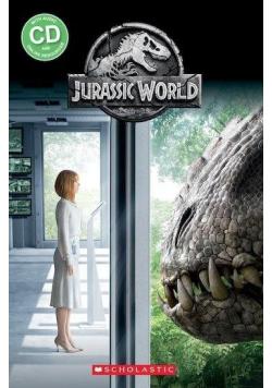 Jurassic World. Reader Level 3 + CD