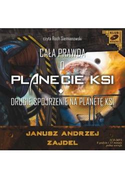 Cała prawda o planecie KSI. Audiobook