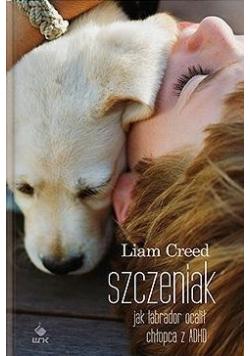 Szczeniak Jak labrador ocalił chłopca z ADHD
