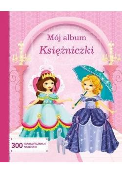 Mój album. Księżniczki