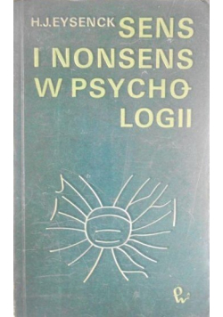 Sens i nonsens w psychologii