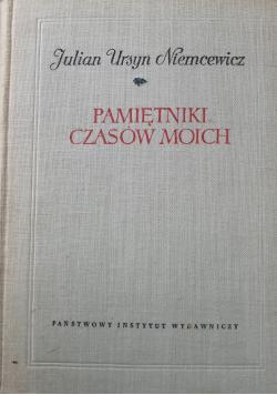Pamiętniki czasów moich Tom II