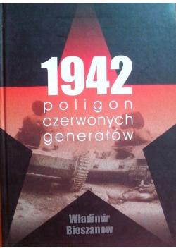 1942 poligon czerwonych generałów