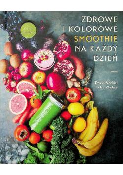 Zdrowe i kolorowe smoothie na każdy dzień