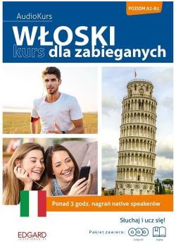 Włoski Kurs dla zabieganych plus CD