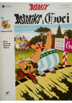 Asterix Tom 7 Asteriks i Goci