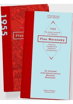 Plan Warszawy 1955