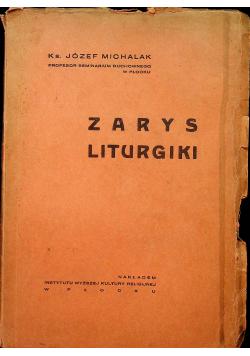 Zarys liturgiki 1939 r