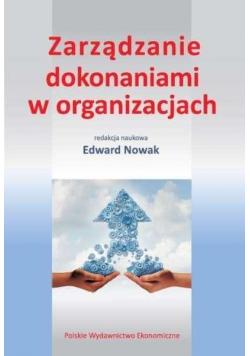 Zarządzanie dokonaniami w organizacjach