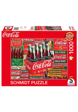 Puzzle PQ 1000 Coca-Cola Tradycja G3