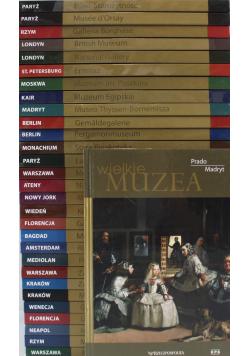 Wielkie Muzea 30 tomów
