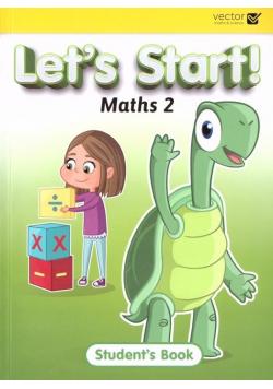 Let's Start Maths 2 WB VECTOR