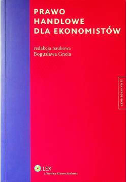 Prawo handlowe dla ekonomistów