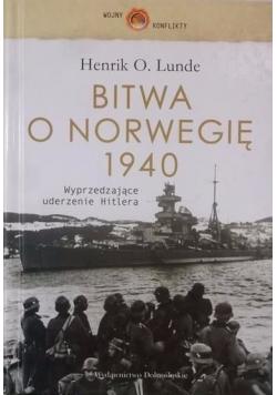Bitwa o Norwegię 1940