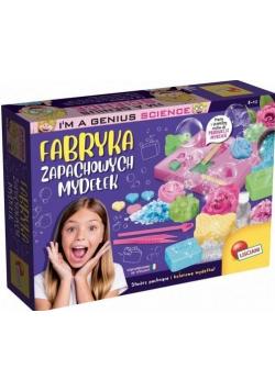 Mały Geniusz - Fabryka zapachowych mydełek NOWA