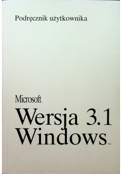 Podręcznik użytkownika Microsoft Wersja 3 1 Windows