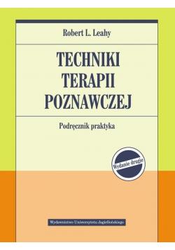 Techniki terapii poznawczej. Podr. praktyka w.2
