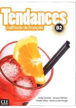 Tendances B2 podręcznik + DVD CLE