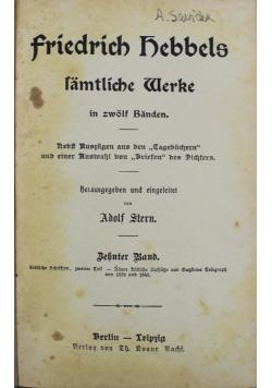Samtliche Werke in zwolf Banden Tom X - XII ok 1912 r