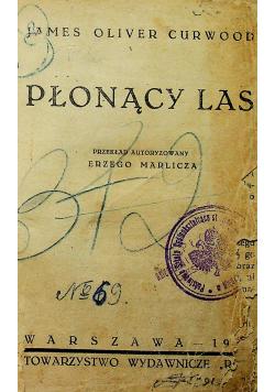 Płonący Las 1930 r.
