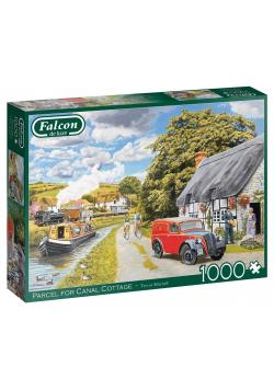 Puzzle 1000 FALCON Przesyłka dla mieszkańców G3
