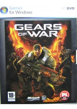 Gears of War gra PC DVD