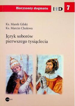 Język soborów pierwszego tysiąclecia