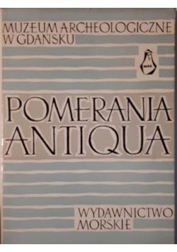 Pomarania Antiqua