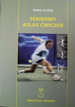Tenisowy atlas ćwiczeń