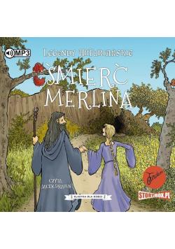 Legendy arturiańskie T.9 Śmierć Merlina audiobook