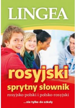 Rosyjsko polski i polsko rosyjski Sprytny Słownik