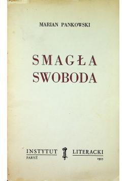 Smagła swoboda II obieg