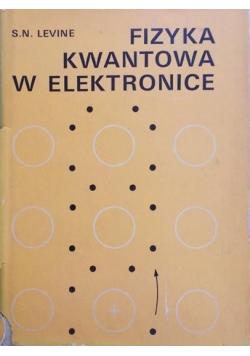 Fizyka kwantowa w elektronice