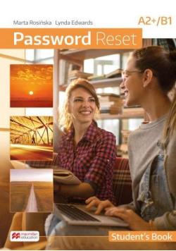 Password Reset A2+/B1 Książka ucznia + cyfrowa