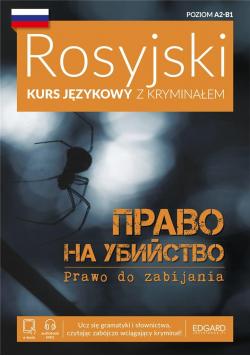 Rosyjski Kurs językowy z kryminałem