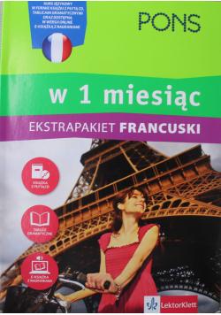 Francuski w 1 miesiąc Ekstrapakiet