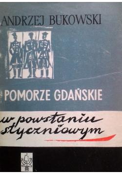 Pomorze Gdańskie w Powstaniu Styczniowym
