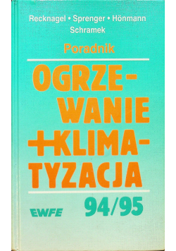 Ogrzewanie klimatyzacja Poradnik 94 / 95