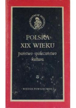 Polska XIX wieku