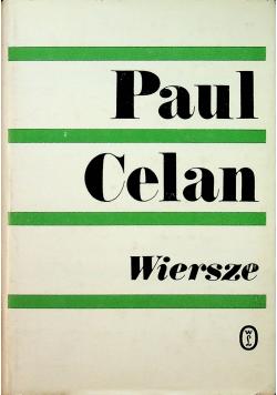 Paul Celan wiersze