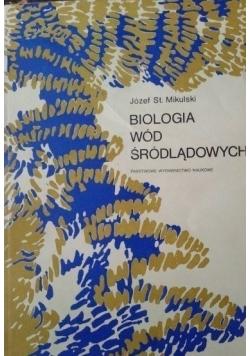 Biologia wód śródlądowych