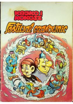 Kajko i Kokosz Festiwal czarownic