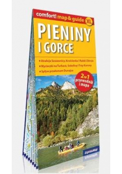 Comfort! map&guide XL Pieniny i Gorce w.2019