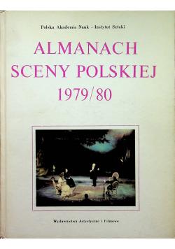 Almanach sceny poleskiej 1979/80